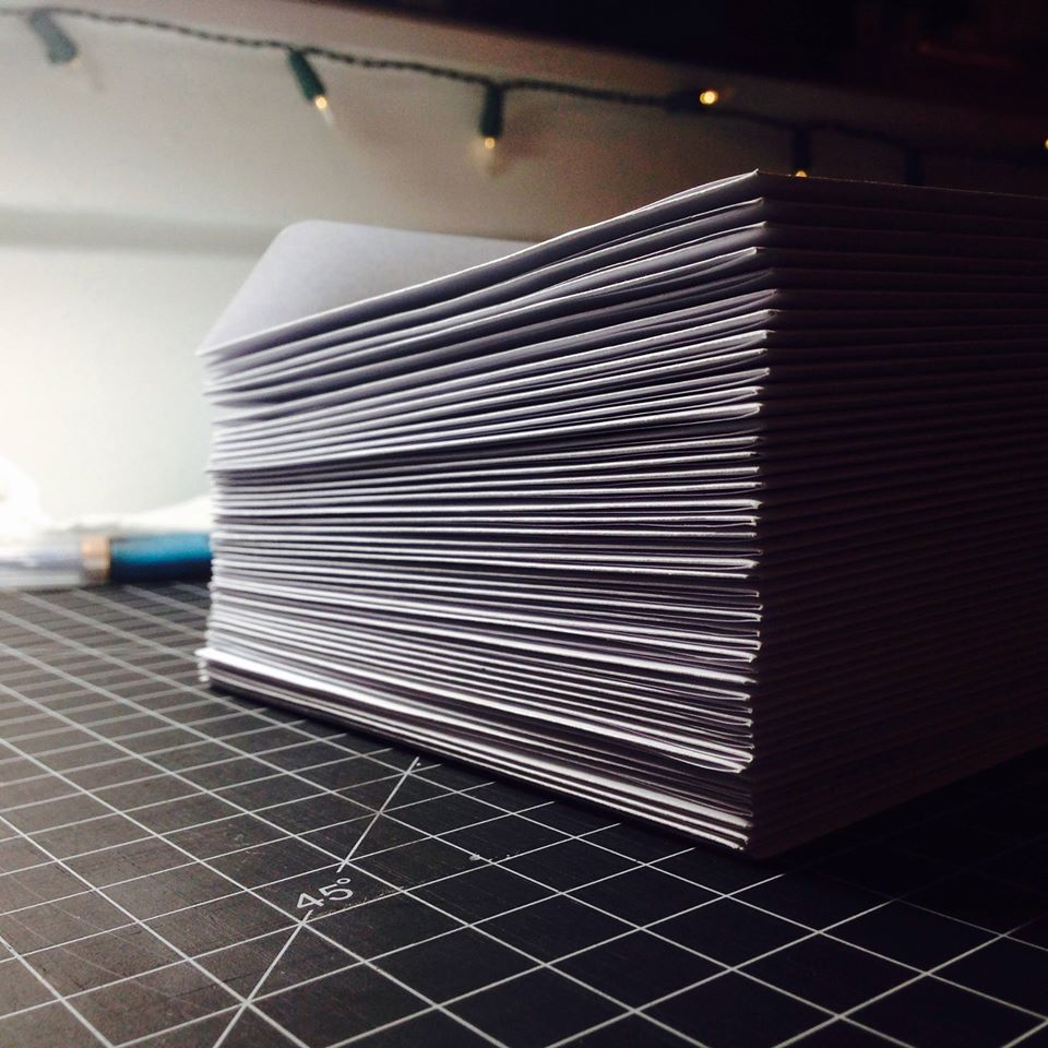 Holiday Mail, Stack