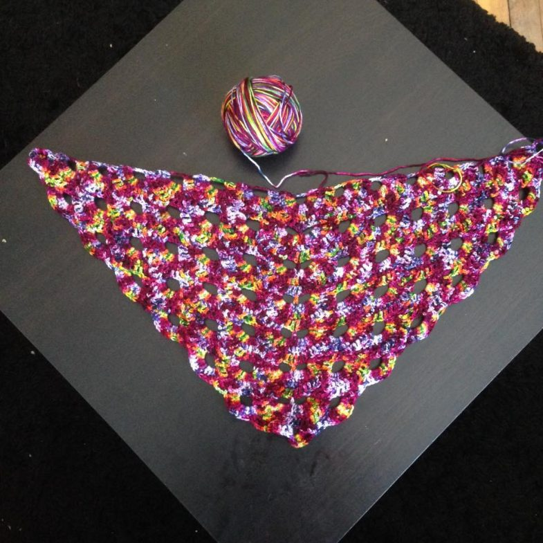 Virus Shawl 02